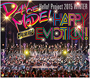 Hello!Project 2015 Winter ~HAPPY EMOTION!/DANCE MODE!~ Kanzenban Blu-Ray