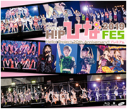 Hello! Project 20th Anniversary!! Hello! Project Hina Fes 2019 [Hello! Project 20th Anniversary!! Premium] Blu-Ray Cover