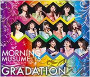 Morning Musume '15 Concert Tour Spring ~GRADATION~ Blu-ray